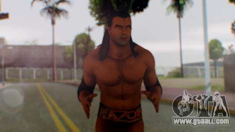 Razor Ramon for GTA San Andreas