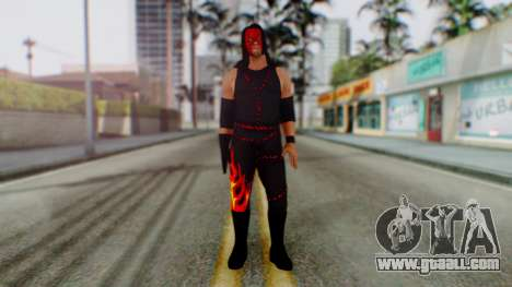 WWE Kane for GTA San Andreas second screenshot