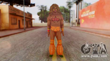 U Warrior for GTA San Andreas second screenshot