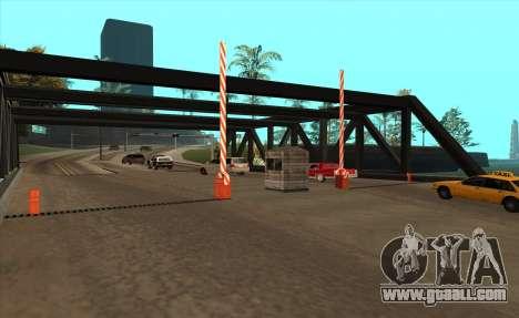 Custom for GTA San Andreas second screenshot