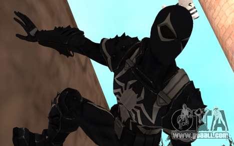 Agent Venom by Robinosuke for GTA San Andreas