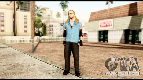 WWE UAB for GTA San Andreas second screenshot
