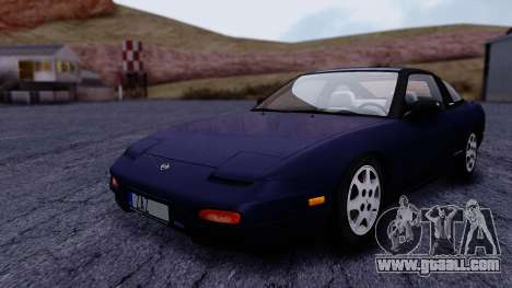 Nissan 240SX SE 1994 Stock for GTA San Andreas right view