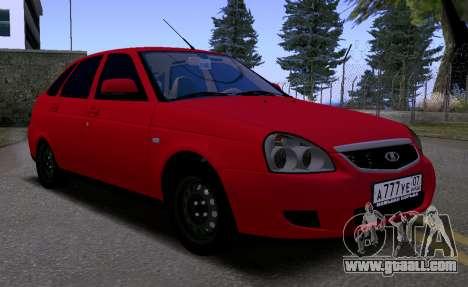 VAZ 2172 КВR for GTA San Andreas