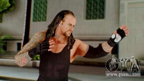 The Undertaker for GTA San Andreas