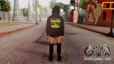 CM Punk 1 for GTA San Andreas third screenshot