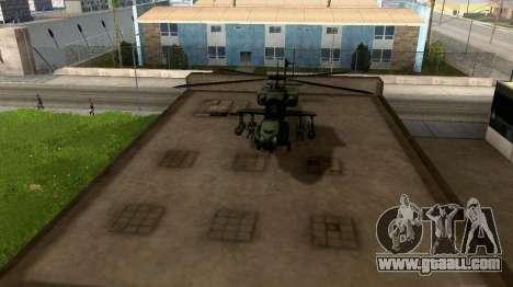 New Grove Street vehicles for GTA San Andreas second screenshot
