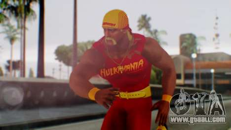 WWE Hulk Hogan for GTA San Andreas