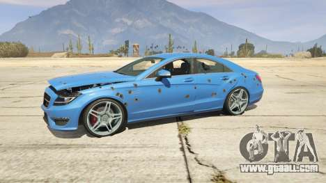 Mercedes-Benz CLS 6.3 AMG 1.1 for GTA 5