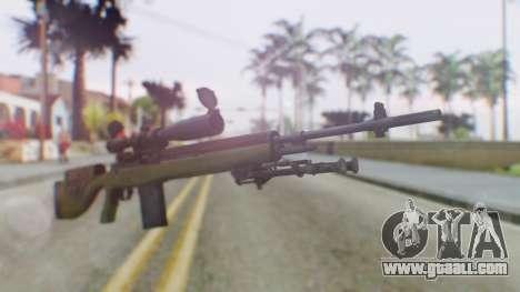 ARMA2 M14 Dmr Sniper for GTA San Andreas