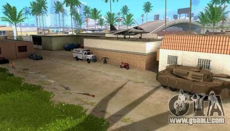 New Grove Street vehicles for GTA San Andreas
