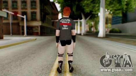 Sheamus 1 for GTA San Andreas third screenshot