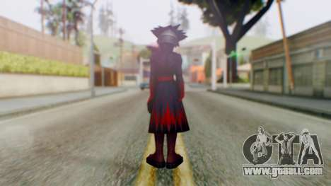 KHBBS - Vanitas for GTA San Andreas third screenshot