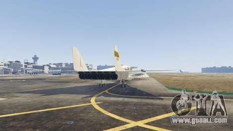 GTA 5 XB-70 Valkyrie fourth screenshot