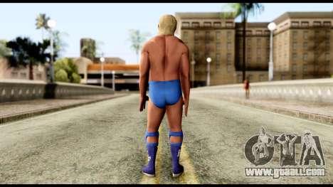 WWE Ric Flair for GTA San Andreas third screenshot