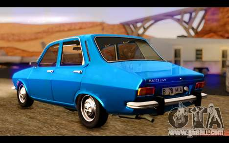 Dacia 1300 1969 for GTA San Andreas left view
