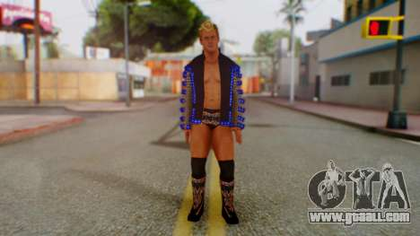 Chris Jericho 1 for GTA San Andreas second screenshot