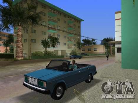 VAZ 21047 Convertible for GTA Vice City