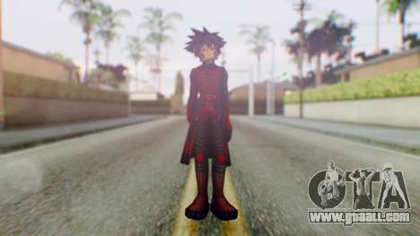 KHBBS - Vanitas for GTA San Andreas second screenshot