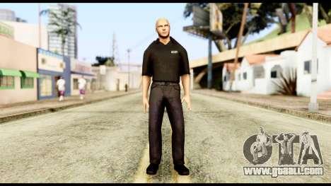WWE SEC 1 for GTA San Andreas second screenshot