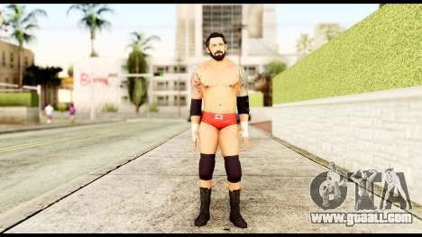 WWE Wade Barret for GTA San Andreas second screenshot
