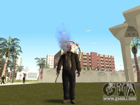 Couples mouth CJ'ya and passers-by for GTA San Andreas fifth screenshot