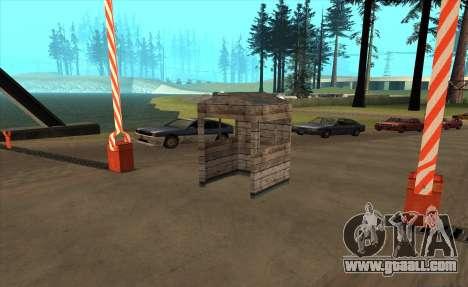 Custom for GTA San Andreas