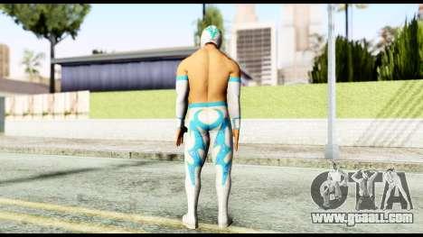 WWE Sin Cara for GTA San Andreas third screenshot
