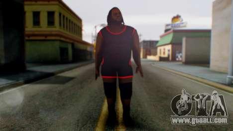 Mark He WWE for GTA San Andreas second screenshot