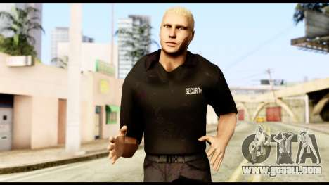 WWE SEC 1 for GTA San Andreas