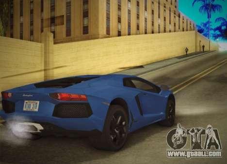 SA SuperPro ENB v1 for GTA San Andreas fifth screenshot