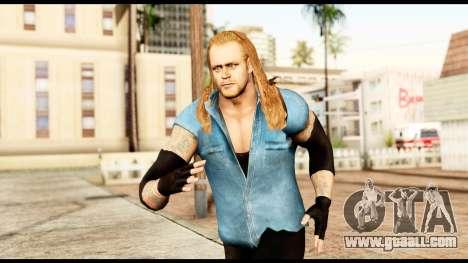 WWE UAB for GTA San Andreas