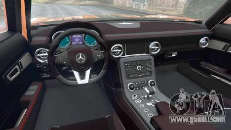 Mercedes-Benz SLS AMG GT3 for GTA 5