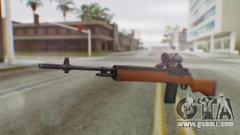 Arma2 M14 Sniper for GTA San Andreas