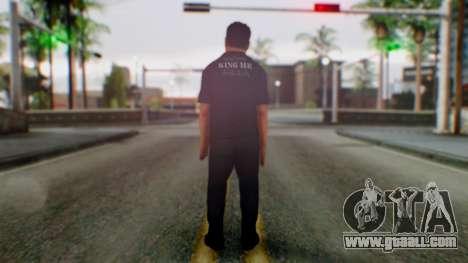 WWE Jerry Lawler for GTA San Andreas third screenshot