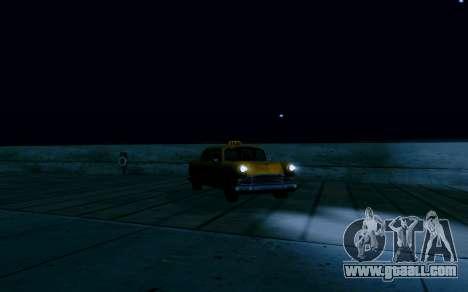 Realistic ENB v1.2.1 for GTA San Andreas third screenshot