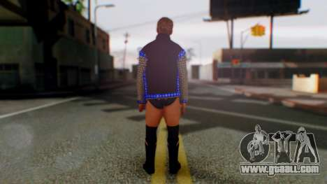 Chris Jericho 1 for GTA San Andreas third screenshot