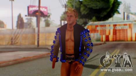 Chris Jericho 1 for GTA San Andreas