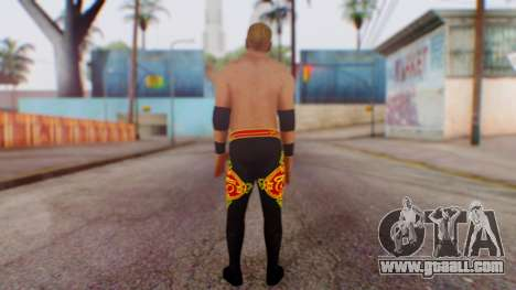 WWE Christian for GTA San Andreas third screenshot