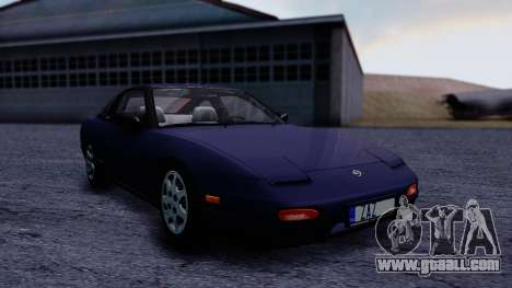 Nissan 240SX SE 1994 Stock for GTA San Andreas