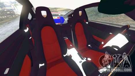 GTA 5 Porsche 997 GT2 RS [race] right side view