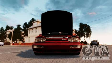 Volkswagen Golf VR6 1998 DTD Tuned for GTA 4 right view