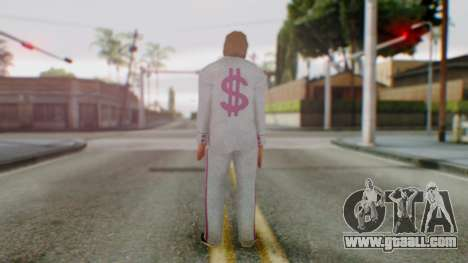Dollar Man 2 for GTA San Andreas third screenshot