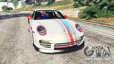 Porsche 997 GT2 RS [race] for GTA 5