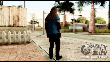 WWE UAB for GTA San Andreas third screenshot