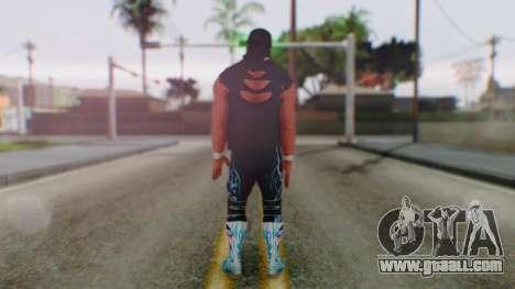 Holy Hulk Hogan for GTA San Andreas third screenshot