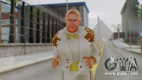 Bobby Heenan for GTA San Andreas