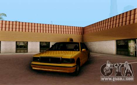 Realistic ENB v1.2.1 for GTA San Andreas