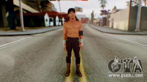 Eddie Guerrero for GTA San Andreas second screenshot