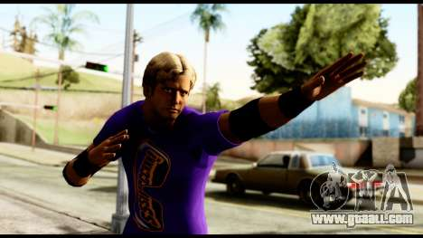 Zack Ryder 2 for GTA San Andreas